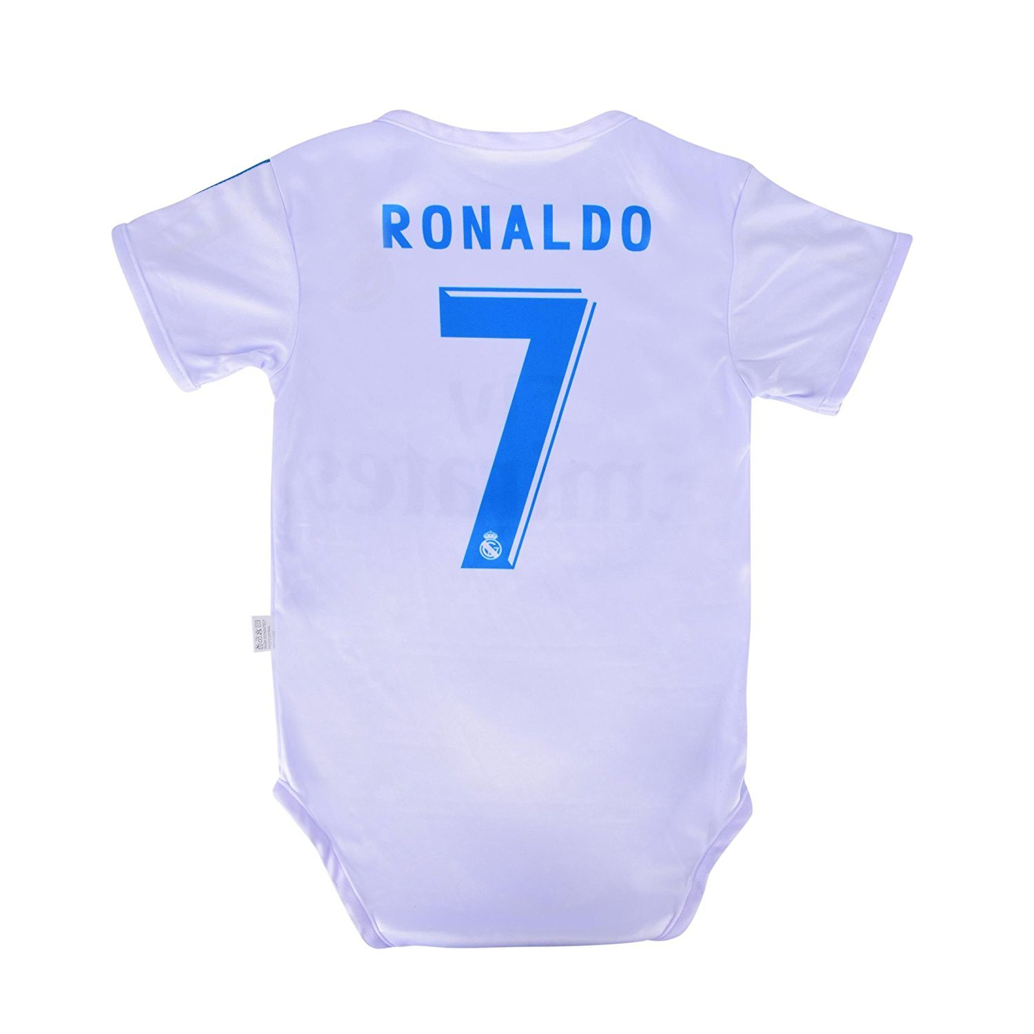 World Cup Baby Cristiano Ronaldo  7 Real Madrid Soccer Jersey Baby Infant  and. bd51ca496