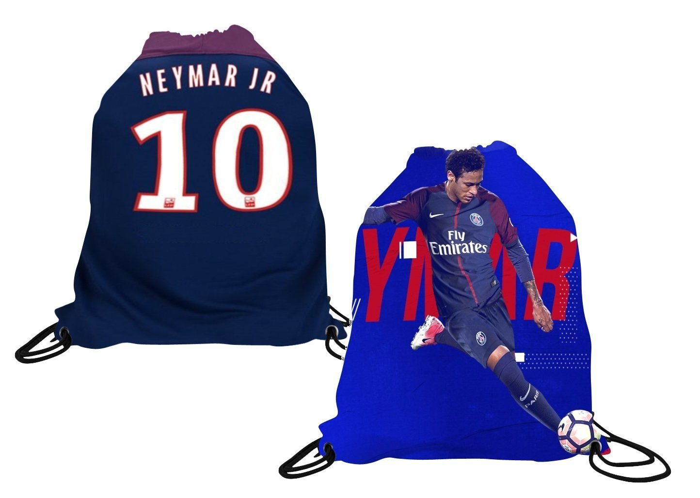 15a844c2e64 Neymar Jersey Style T-shirt Kids Neymar Jr Jersey PSG T-shirt Gift Set  Youth... Product Details