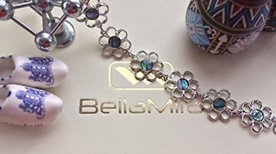 BellaMira-Abalone-Paua-Shell-Bracelet-Bangle-Earrings-Jewellery-Gift-Boxed thumbnail 13