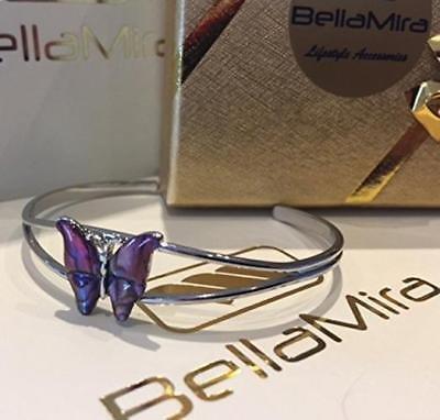 BellaMira-Abalone-Paua-Shell-Bracelet-Bangle-Earrings-Jewellery-Gift-Boxed thumbnail 21