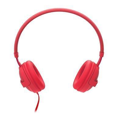 Stereo-Headphones-Volume-Limit-Headband-Noise-Cancellation-Girls-Boys-Blue-Pink thumbnail 9