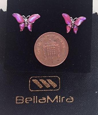 BellaMira-Abalone-Paua-Shell-Bracelet-Bangle-Earrings-Jewellery-Gift-Boxed thumbnail 22
