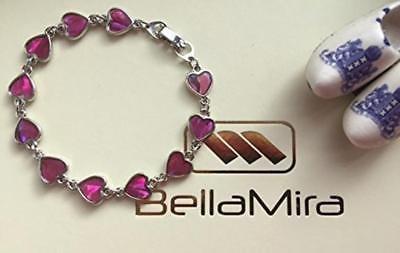 BellaMira-Abalone-Paua-Shell-Bracelet-Bangle-Earrings-Jewellery-Gift-Boxed thumbnail 26