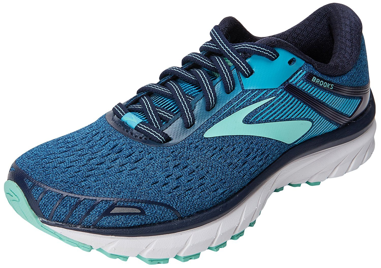 7ffed332f3f23 Brooks 120268 1b 495 Adrenaline GTS 18 Navy Women s Running Shoes 8 ...
