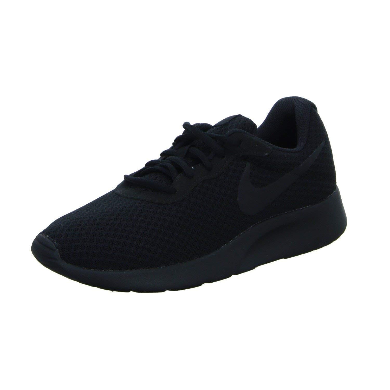 Nike männer tanjun laufen schwarz 812654 / schwarz / anthrazit sneaker 812654 schwarz 001 4c43f6