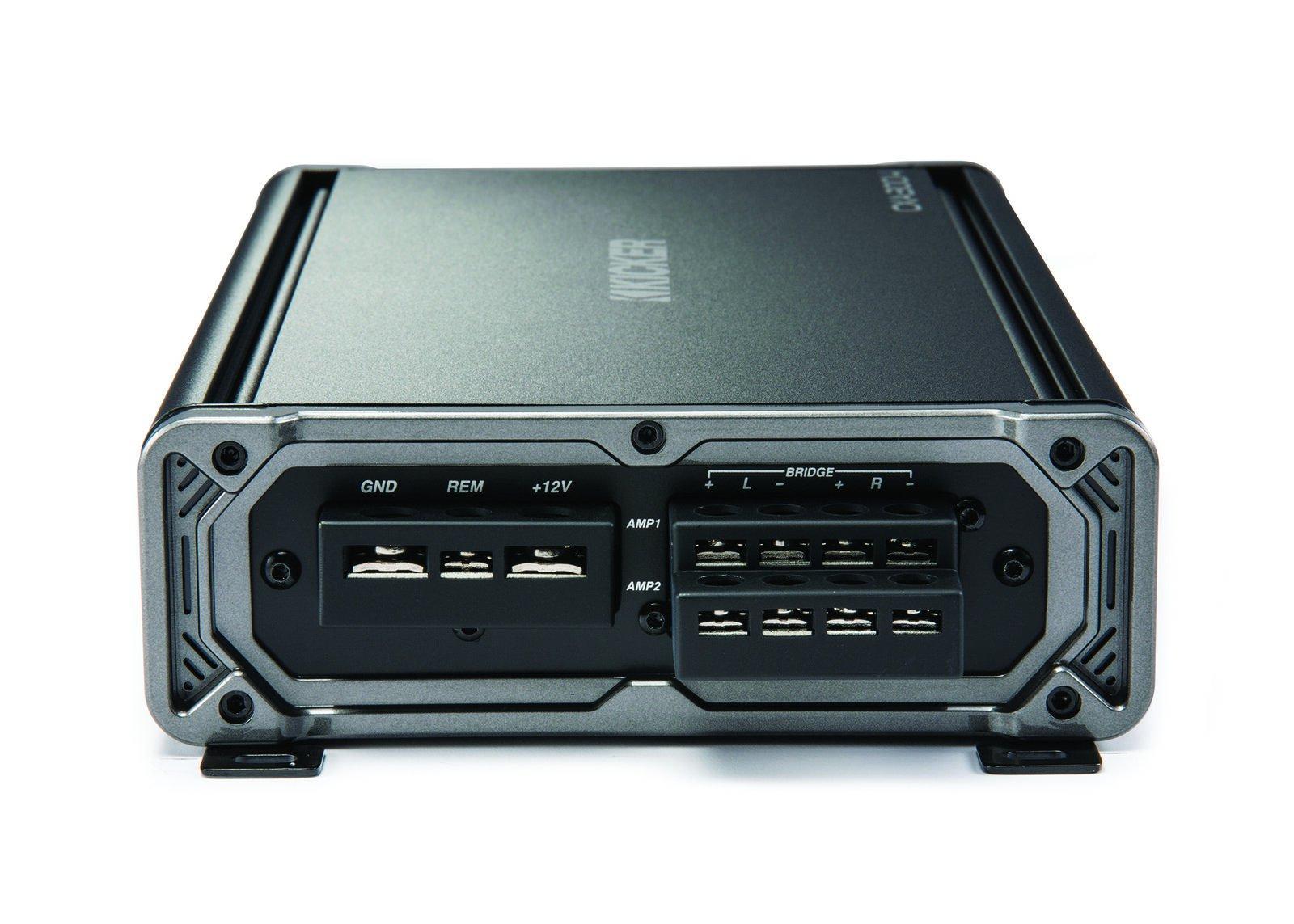 Kicker Cxa3004  Cx Series Class D 4 Channel Car Amplifier