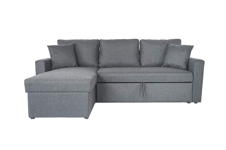 Small L Shape Sectional Sleeper Sofa