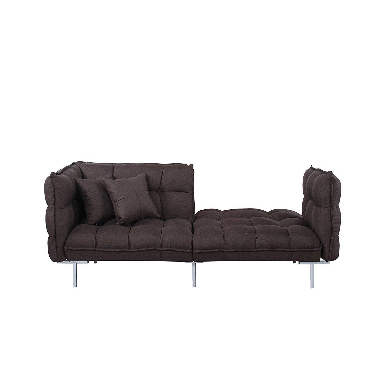 New Click Clack Futon Sofa Bed With