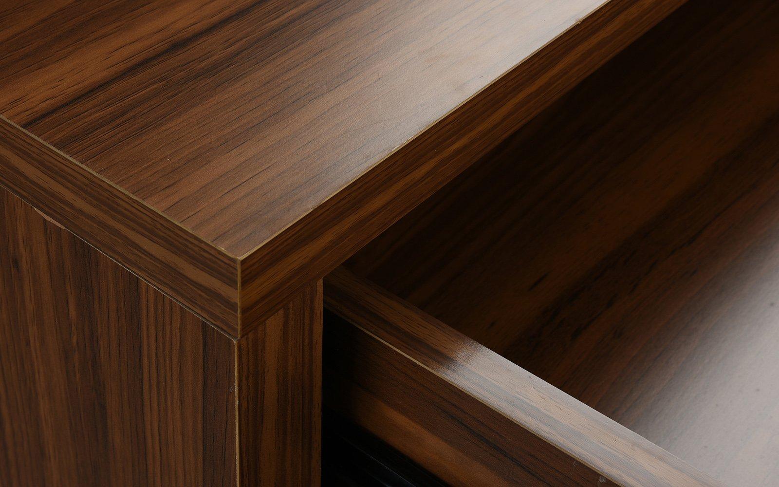 Mid-Century Modern Home Decor Entryway Dresser Chest of ...