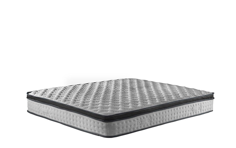 High Density 13 Inch Hybrid Memory Foam And Spring
