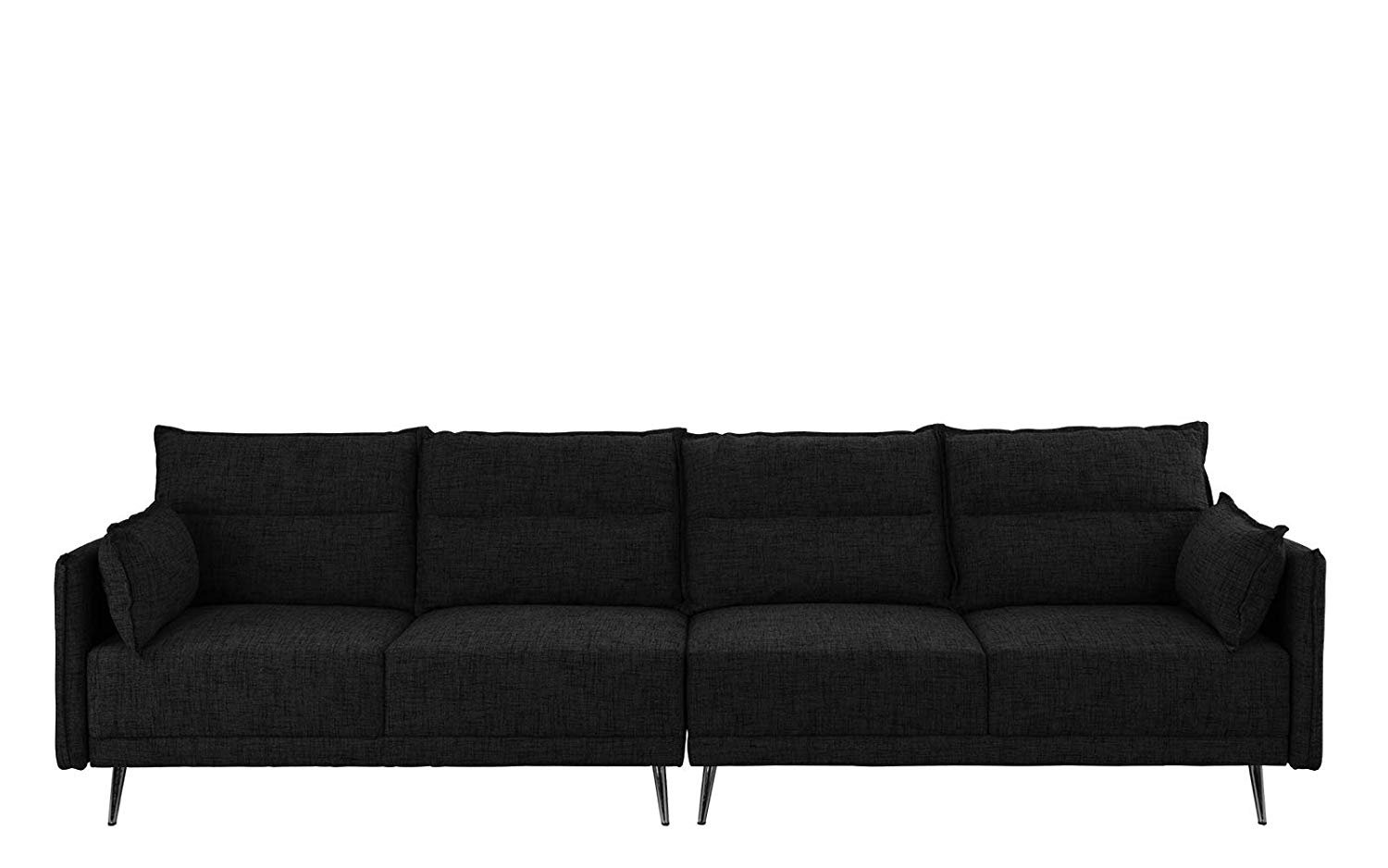 Details about Modern XL Upholstered 117\