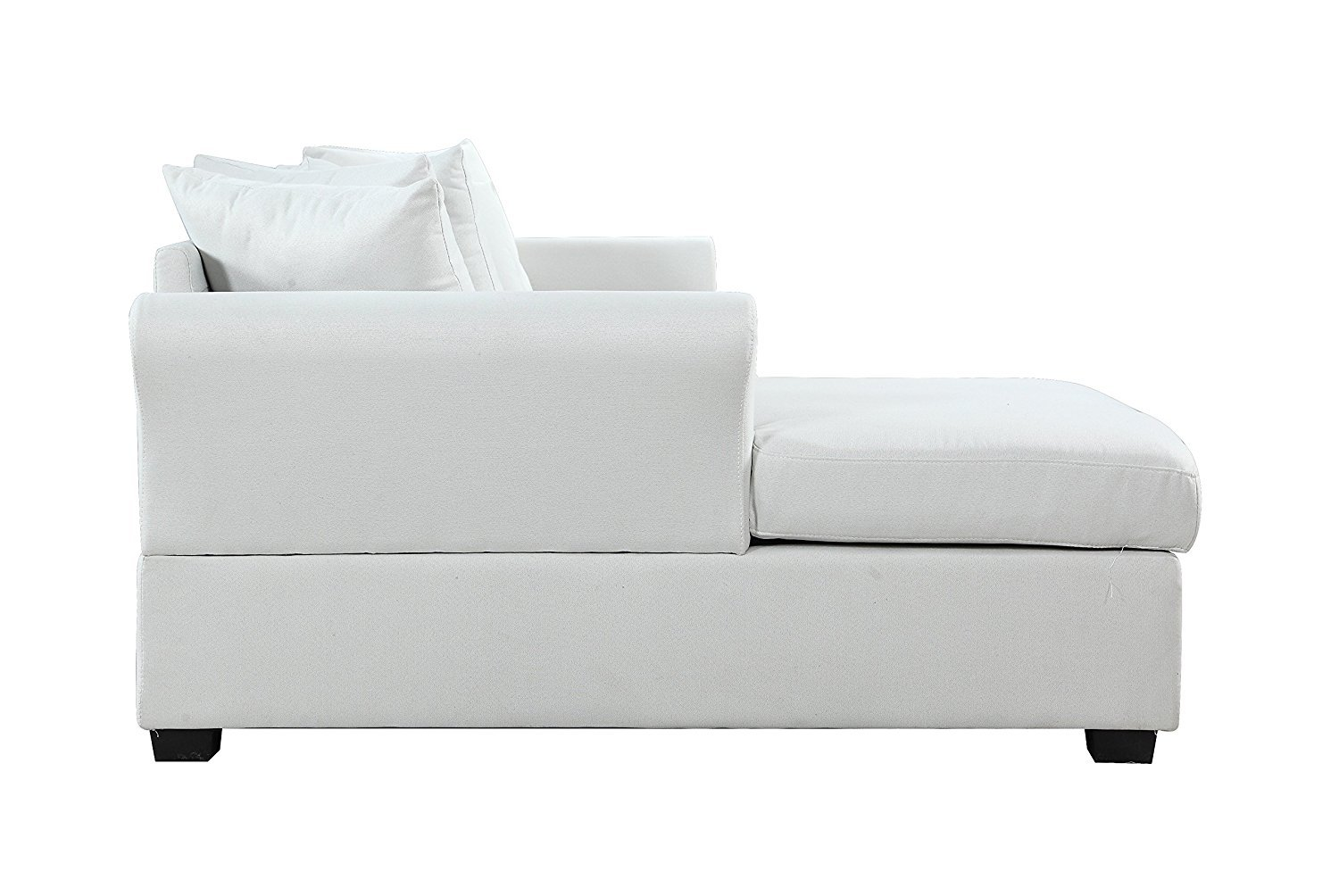 Modern Large Fabric Sectional Sofa, L-Shape Couch, Extra ...