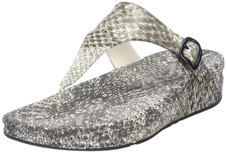 Fitflop Damens's Superjelly Snake Open Toe Sandale