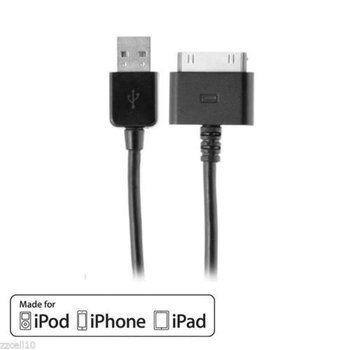 RUIZ Apple Certified 6Ft Lightning 8 Pin USB Data Charge Cable for iPhone iPad
