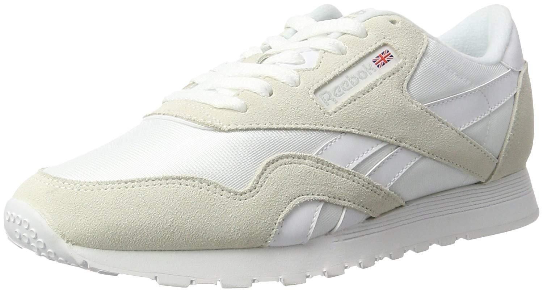 Reebok-Men-039-s-CL-NYLON-Classic-Sneaker f49b69d42